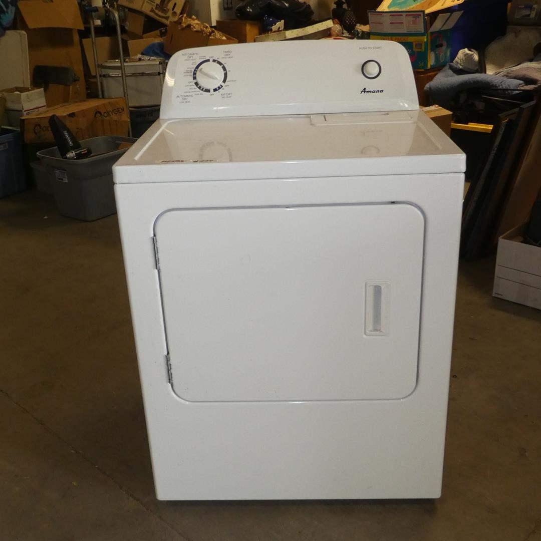 Lot # 224 - Amana Electric Dryer (main image)
