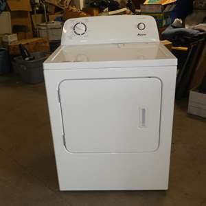 Lot # 224 - Amana Electric Dryer