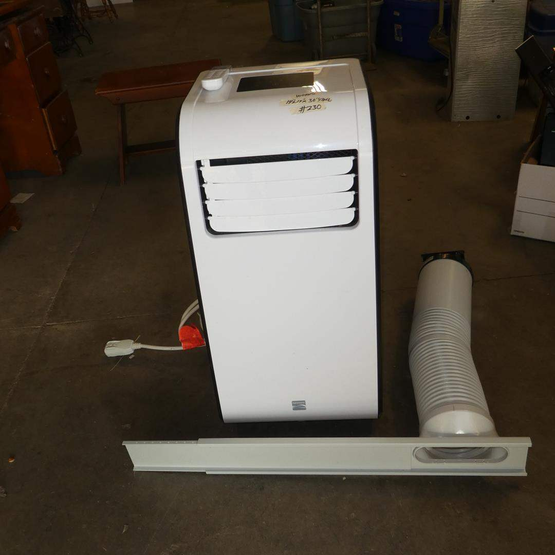 Lot # 230 - Kenmore Portable Air Conditioner - Works (main image)
