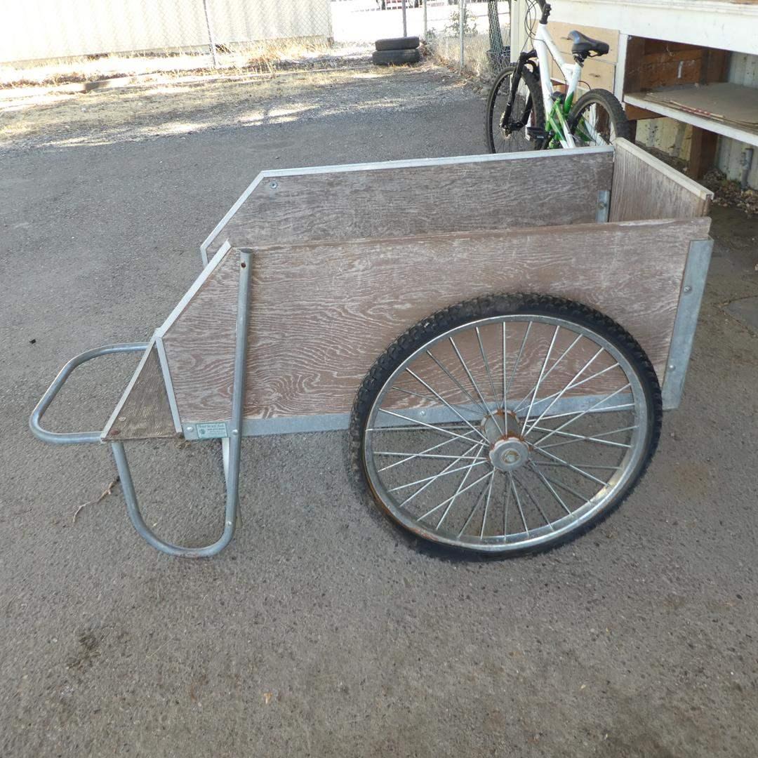 Lot # 238 - Garden Cart  (main image)