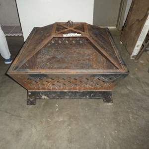 Lot # 1 - Large Outdoor Fire Pit