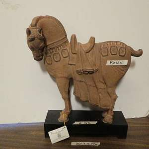 Lot # 162 - Trojan Horse Statue