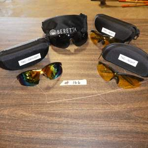 Lot # 166 -Tactical Night And Day Glasses