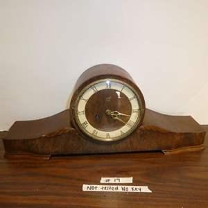 Lot # 19 - Antique Mantel Clock