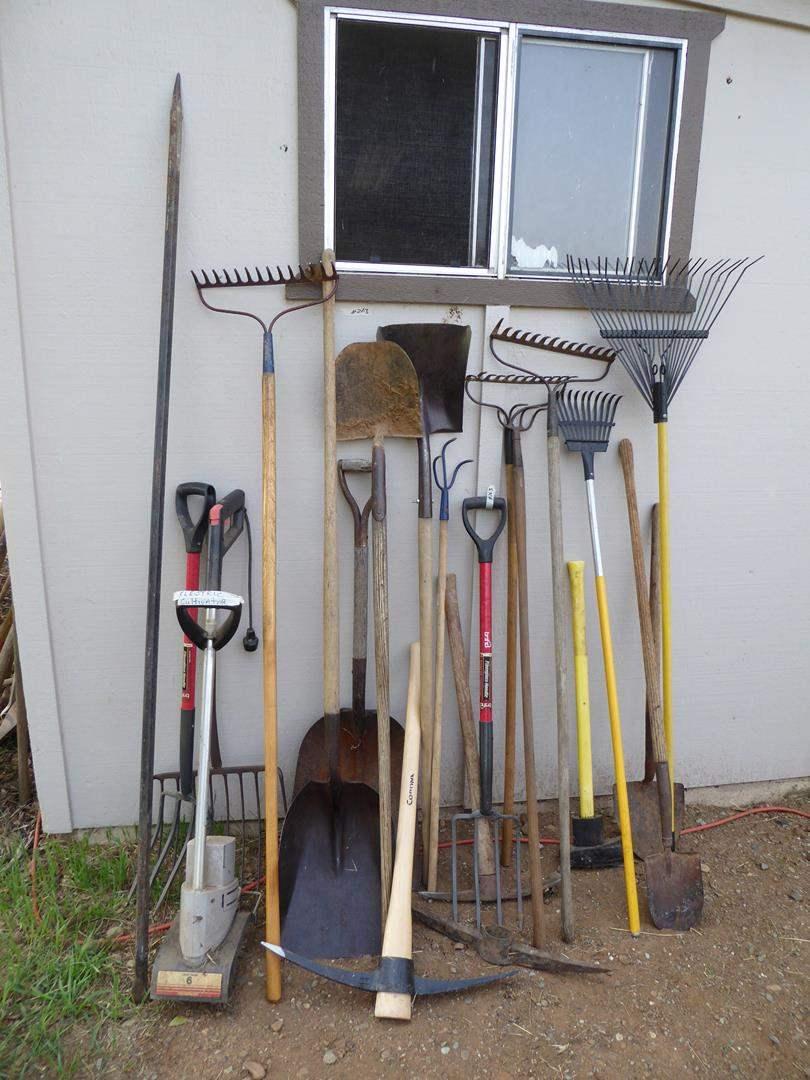 Lot # 263 - Yard & Garden Tools (main image)