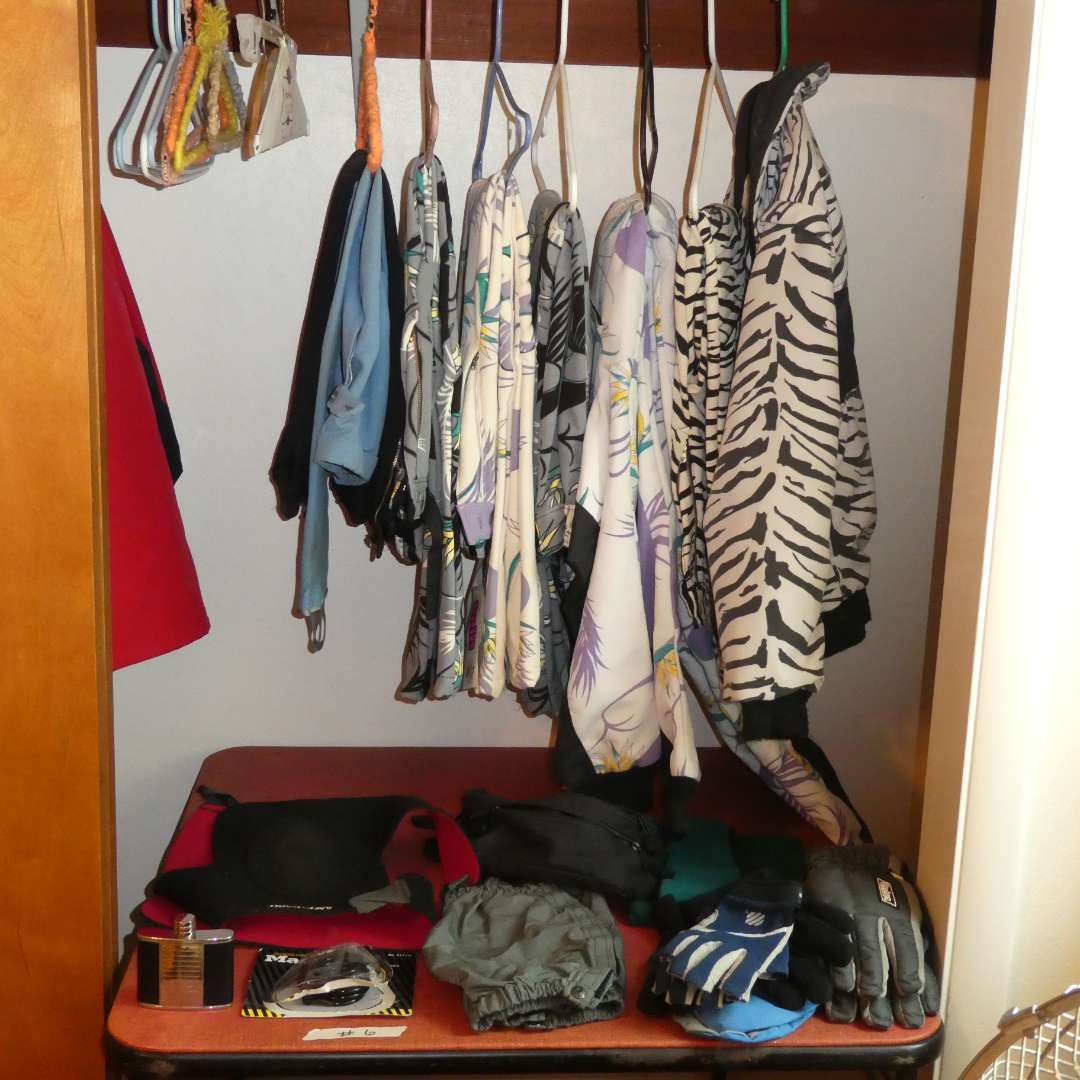 Lot # 6 - Womens Ski Clothing And Misc. Accessories (main image)
