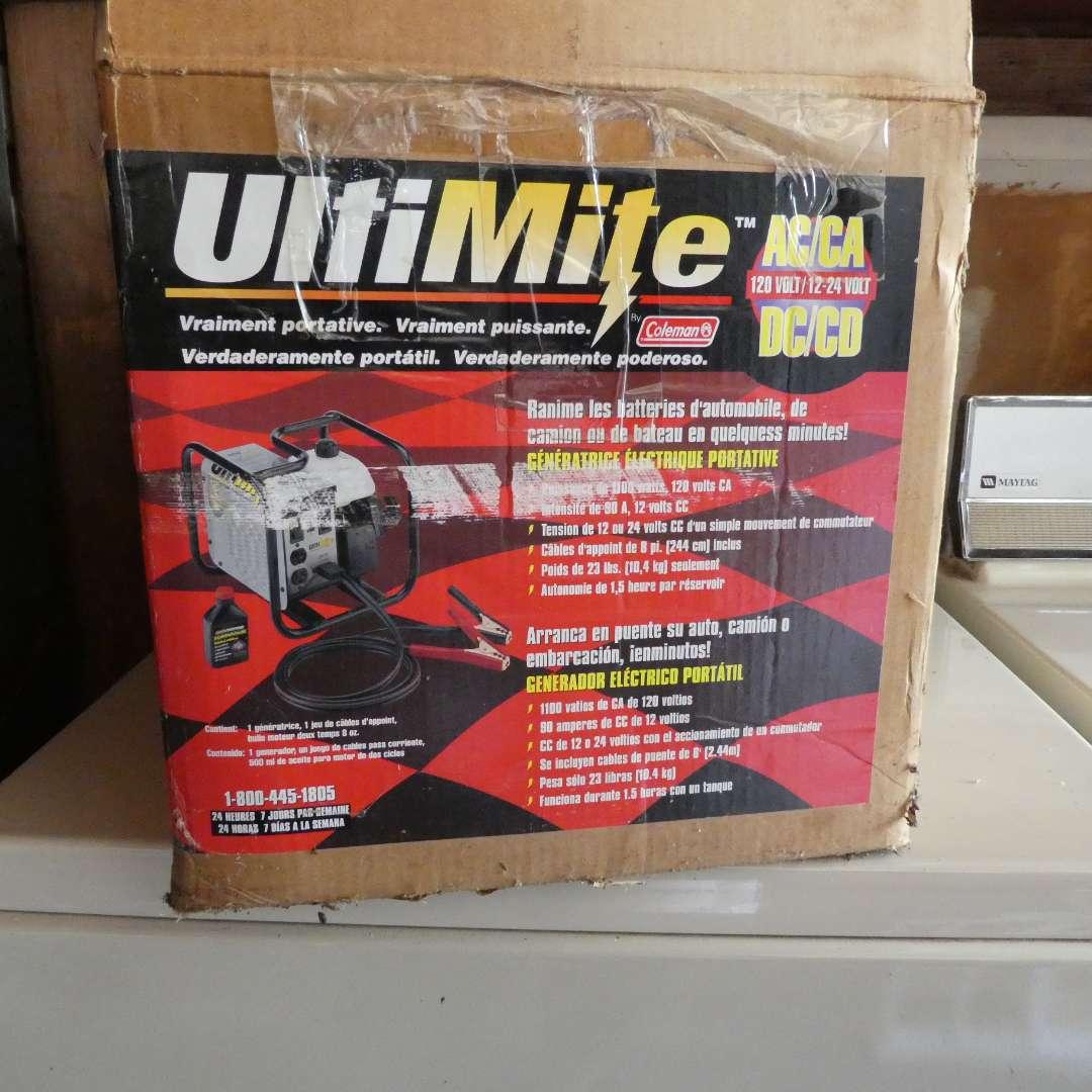 Lot # 213 - Ultimite Generator  (main image)