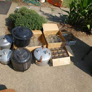 Lot # 225 - Canning Supplies