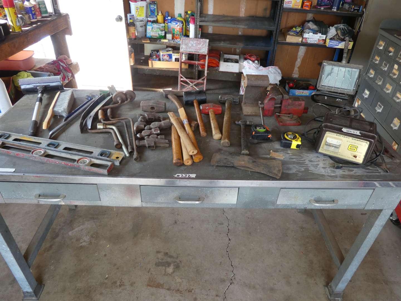 Lot # 232 - Assortment Of Tools (main image)