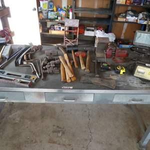 Lot # 232 - Assortment Of Tools