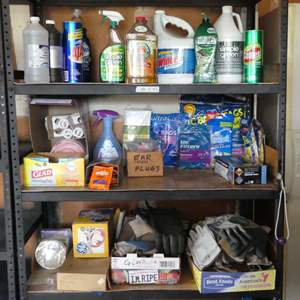 Lot # 234 - Various Household Cleaning Supplies