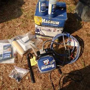 Lot # 259 - Graco Magnum dx Airless Paint Application System