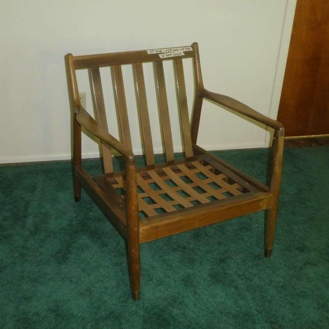 Lot # 153 - Danish Mid Century Modern Lounge Chair  (main image)