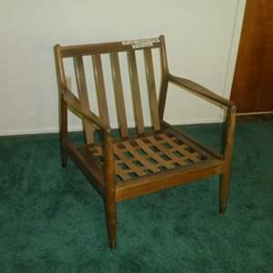 Lot # 153 - Danish Mid Century Modern Lounge Chair