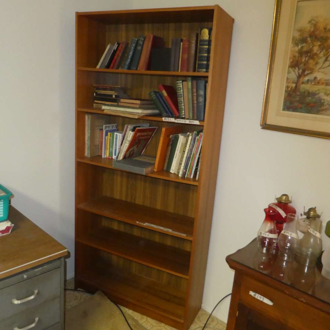Lot # 122 - Book Shelf (Books Not included) (main image)