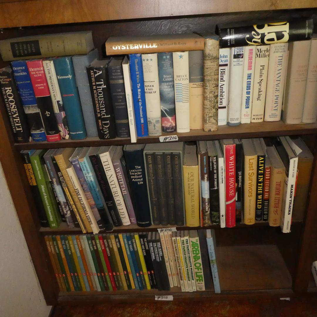 Lot # 306 - Assorted Books Collection (main image)