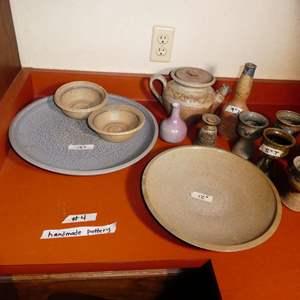 Lot # 4 - Handmade Pottery