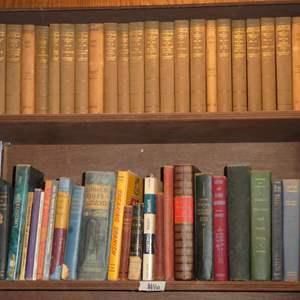 Lot # 16 - Vintage Books
