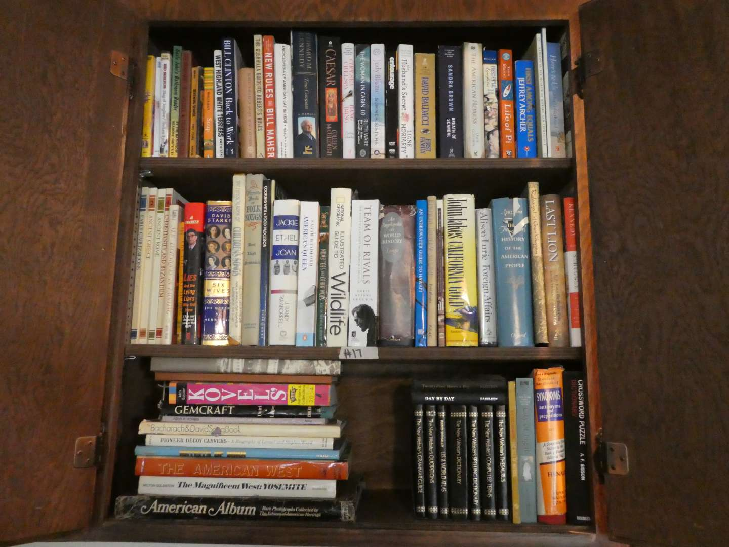 Lot # 17 - Books In A Variety Of Genres (main image)