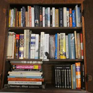 Lot # 17 - Books In A Variety Of Genres