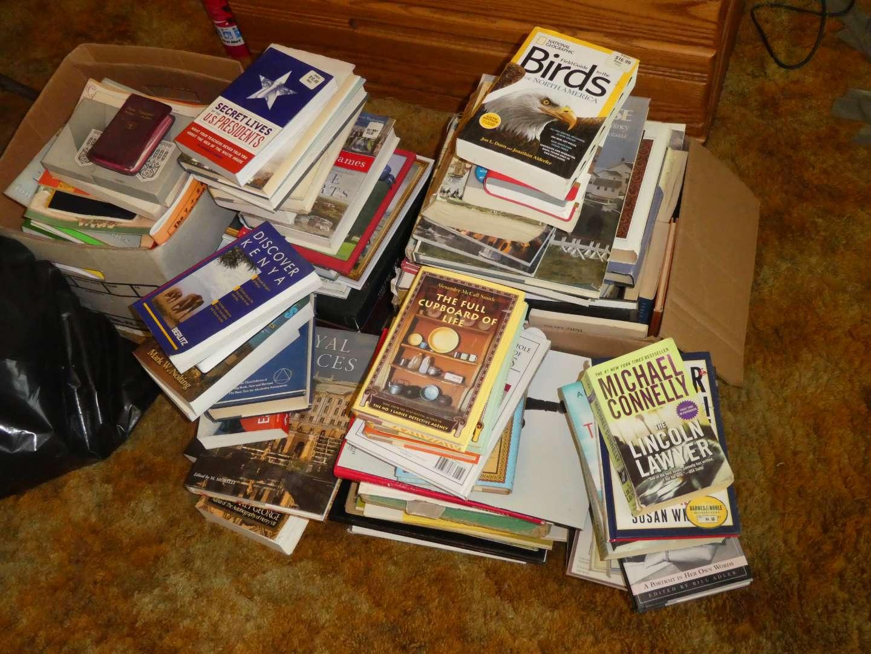 Lot # 21 - Variety Of Books (main image)