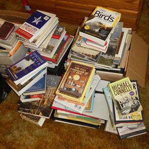 Lot # 21 - Variety Of Books
