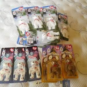 Lot # 24 - Beanie Babies In Original Packaging