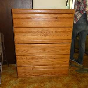 Lot # 27 - Orman Grubb Co. Dresser