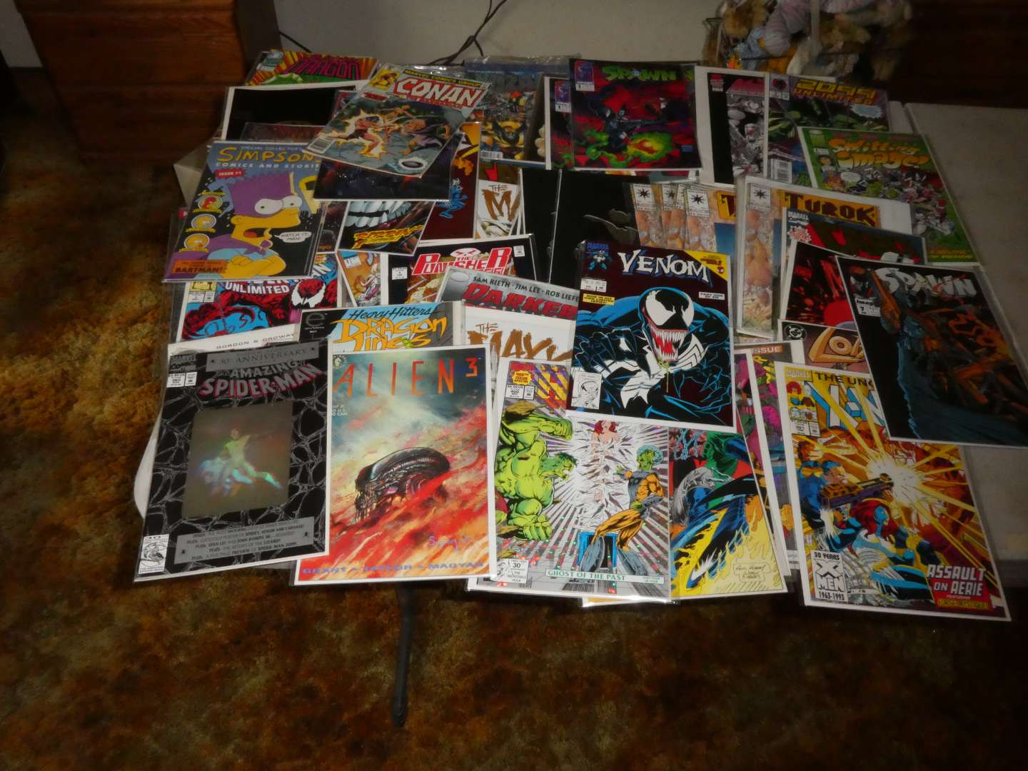 Lot # 41 - Comic Books From The '80s & '90s (main image)
