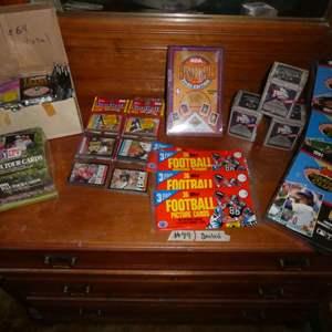 Lot # 49 - Sports Memorabilia Cards- 1990's