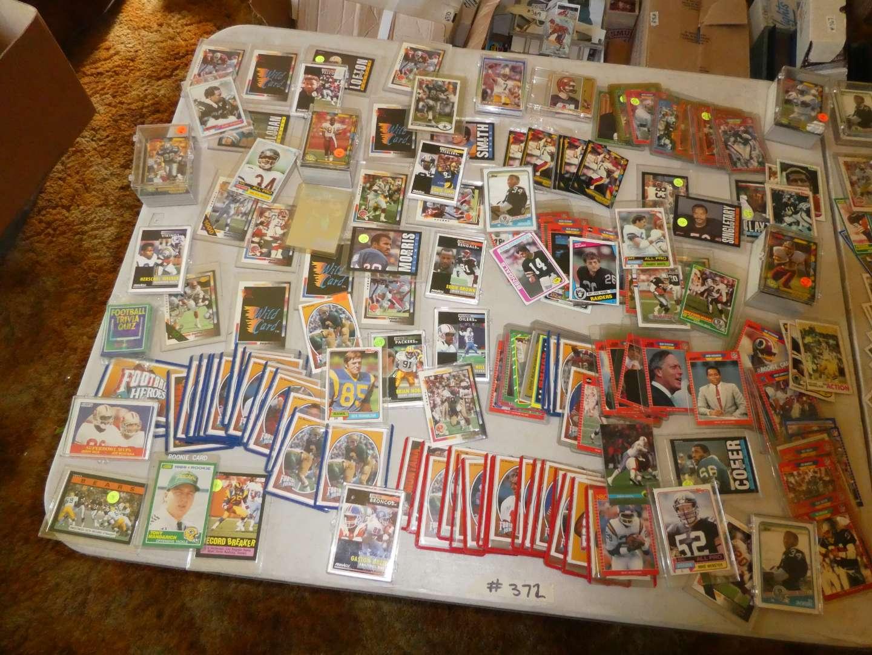 Lot # 372- Football Memorabilia from the 80's & 90's (main image)