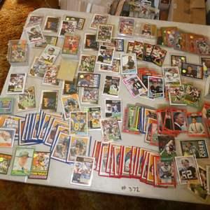 Lot # 372- Football Memorabilia from the 80's & 90's