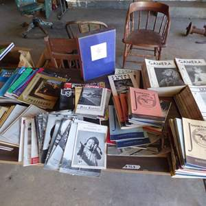 Lot # 468 - Vintage Photography Books & Magazines