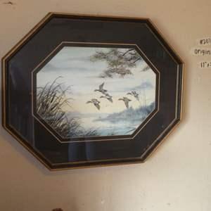 Lot # 207 - Gorgeous Original By Debbie Folse Chiasson