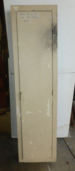 Lot 55 Vintage Ironing Board In, Vintage Ironing Board Cabinet