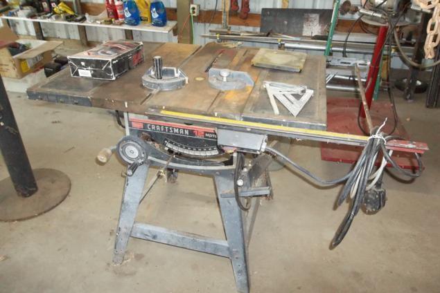 Craftsman 12'' Table Saw  (main image)