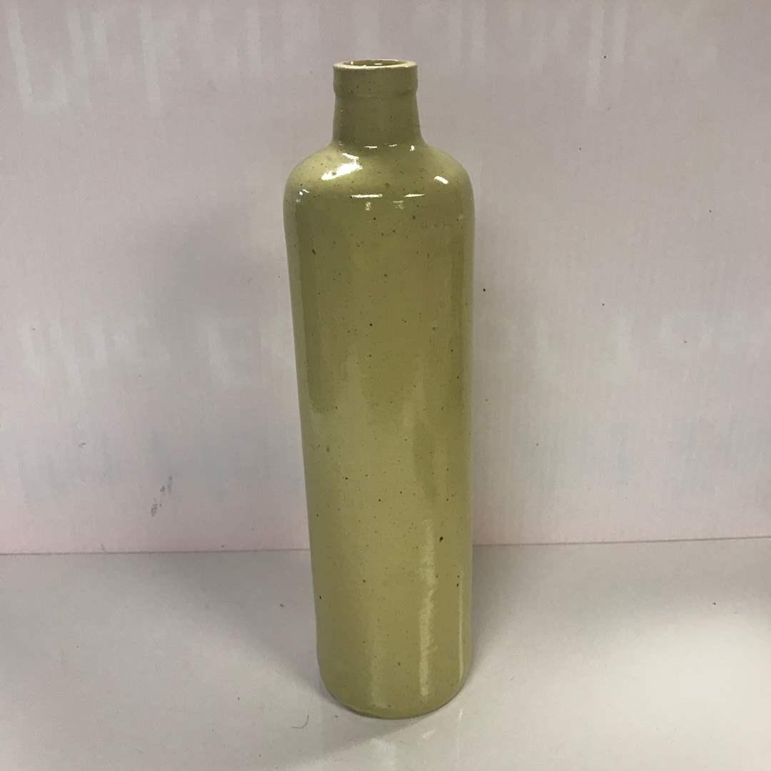 Lot # 40 - James R Beam, Pottery Bottle (main image)