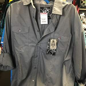 Lot # 52 - 1 New Drill Shirt, with Tags