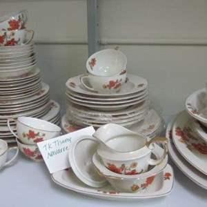 Lot # 22 - Vintage Dishes, TK Thuny, Navarre Pattern