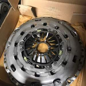 Lot # 25 - Jaguar, Release Bearing, Clutch Disk, and Pressure Plate