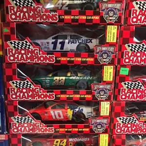 Lot # 46 - NASCAR, 50th Anniversary Racing Champions