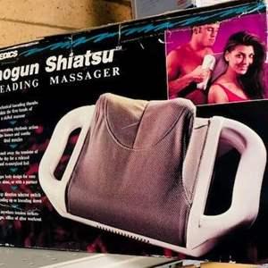 Lot # 62 - Shogun Shiatsu Kneading Massager
