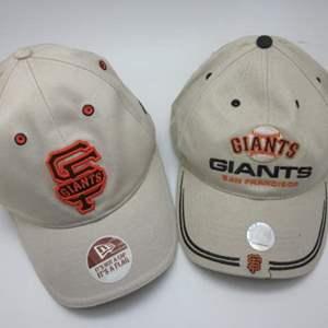 Lot # 73 - 2 San Francisco Giants Vintage Hats