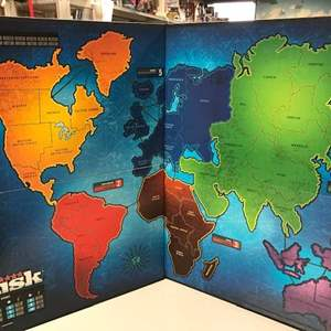 Lot # 74 - Risk, The Game of Global Domination