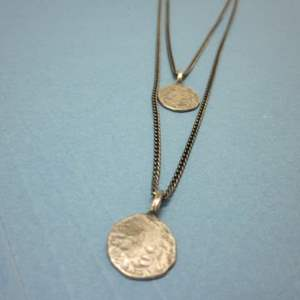 Lot # 13 - Double Stranded Tiered Charm Marie Chavez Necklace