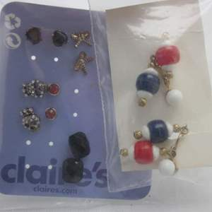 Lot # 23 - Lot of 6 Pair of Earrings