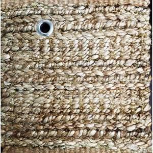 Lot # 28 - Area Rug, Design Sophistication - Bleach Jute, Size 8 x 10