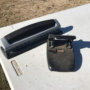 Lot # 13 - 3 Hole Punch and 2 Hole Punch