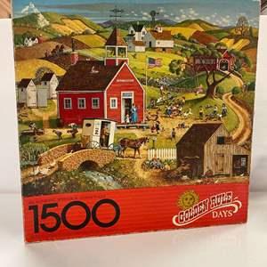 Lot # 15 - 2 Puzzles - Golden Rule Days & America Celebrates