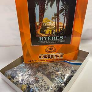 Lot # 27 - Hyeres, in the South of France, 1000 Piece Puzzle